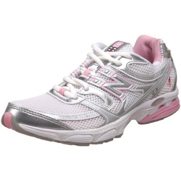 date de sortie: 881f5 7a121 New Balance 615 Abzorb Susan G Komen Running Shoes